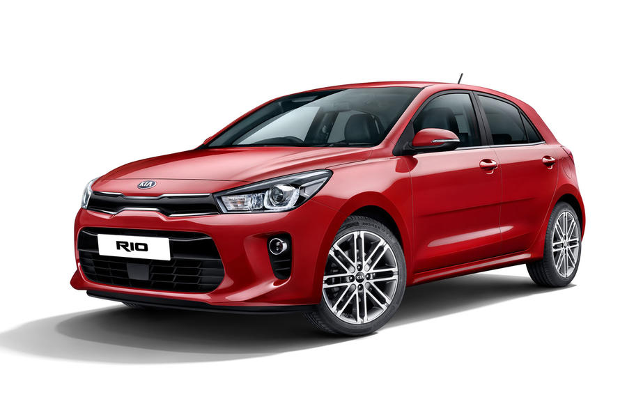 Kia Rio Manual Petrol or Diesel