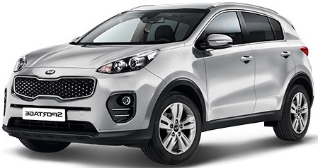 Kia Sportage 1 1.6 Manual